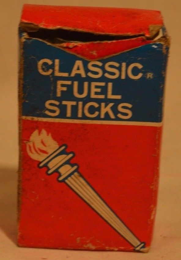 Vintage One Dozen Classic Fuel Sticks Classic Sports Warmer