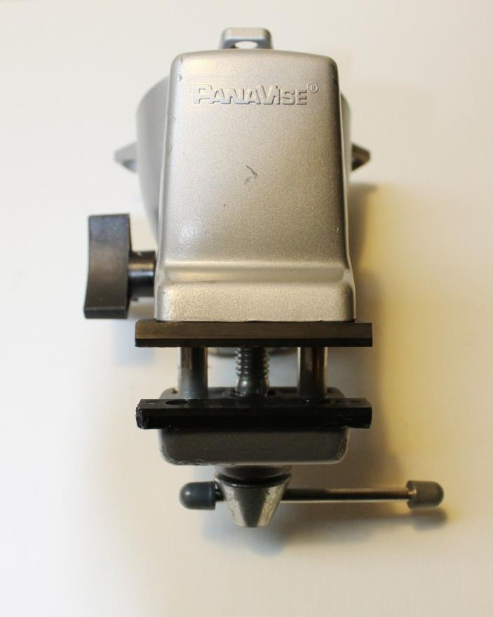 PanaVise Vise Standard-Base Bench Vise Used