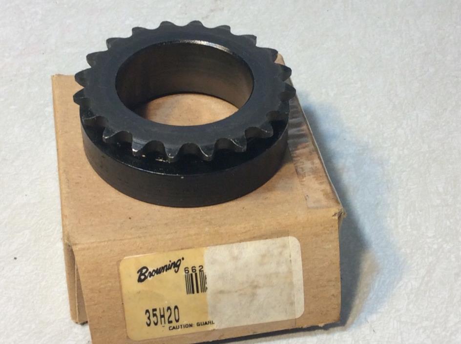 Browning 35H20 Sprocket 20 Teeth 3/8