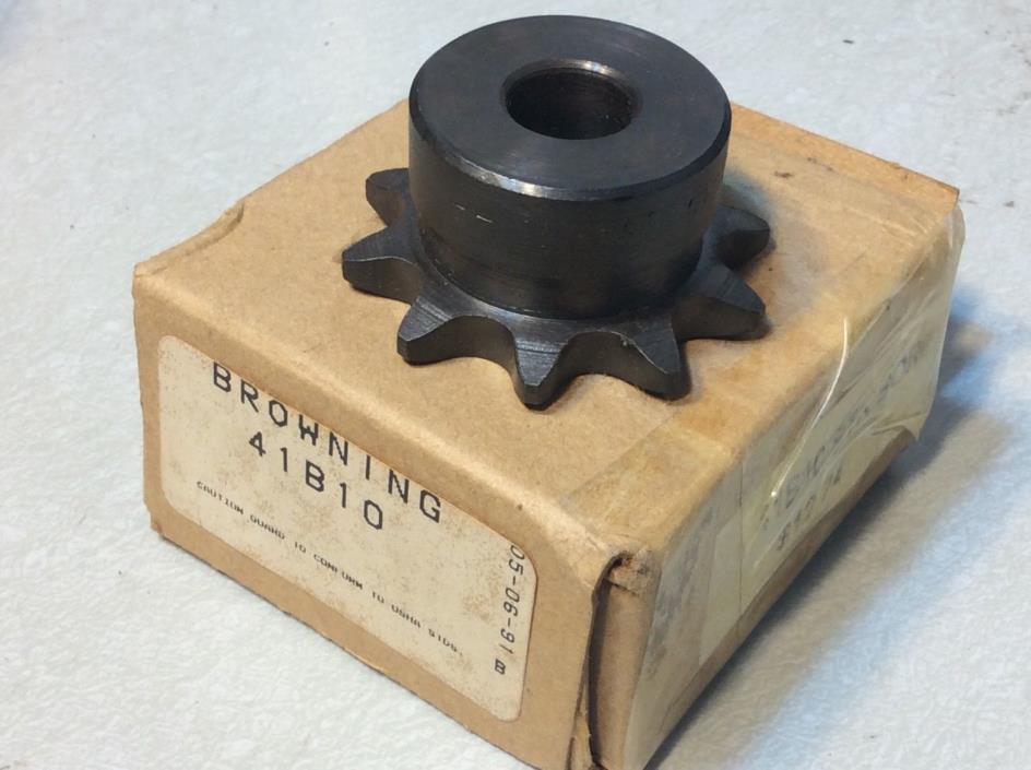 Browning 41B10 Sprocket 10 Teeth 1/2