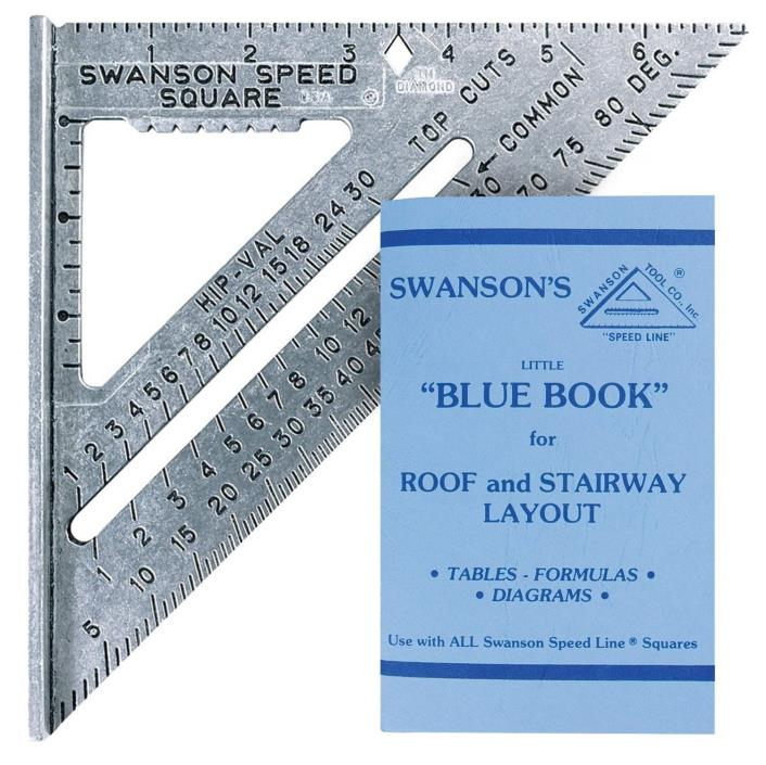 Swanson Tool Company 7-in Speed Square B0101