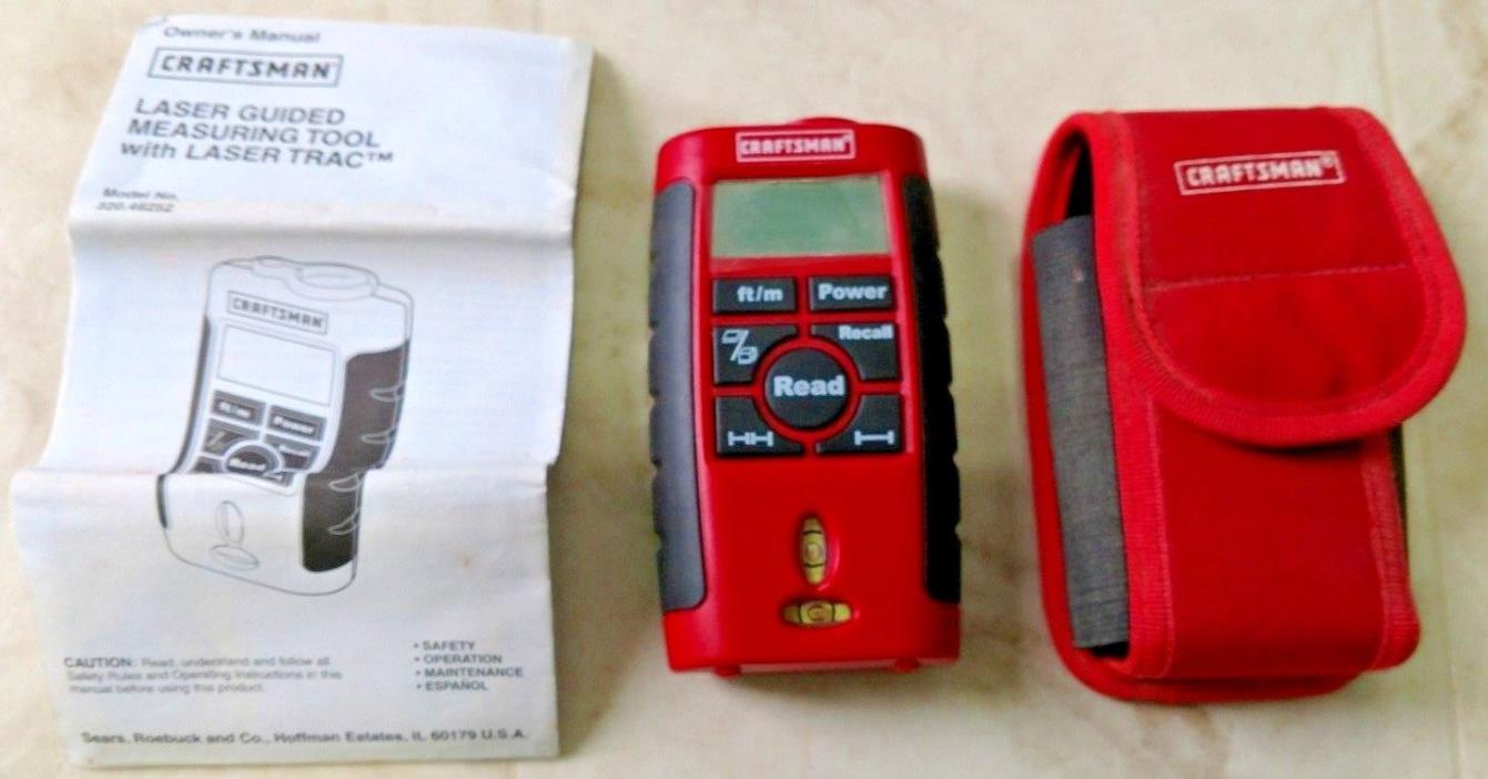 Laser Guided Measuring Tool with Laser Trac