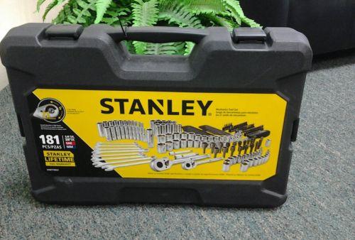 STANLEY MECHANICS TOOL SET STMT75931  181 PCS BRAND NEW