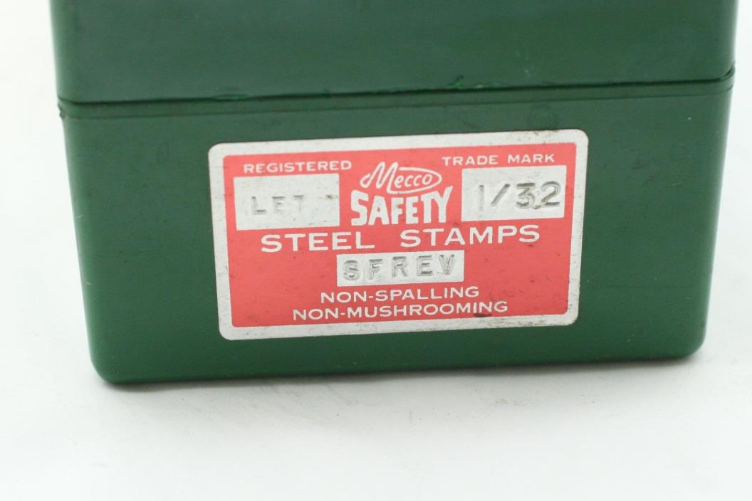 MECCO SAFETY 27 pc. 1/32