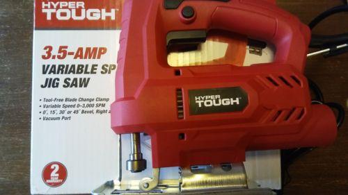 Hyper Tough 3.5Amp Jig Saw