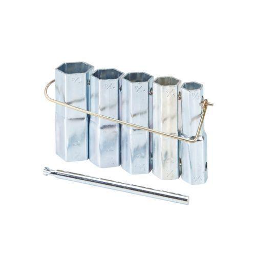 HDX Shower Valve Socket Wrench Set Easily remove tub and shower valves  10 sizes