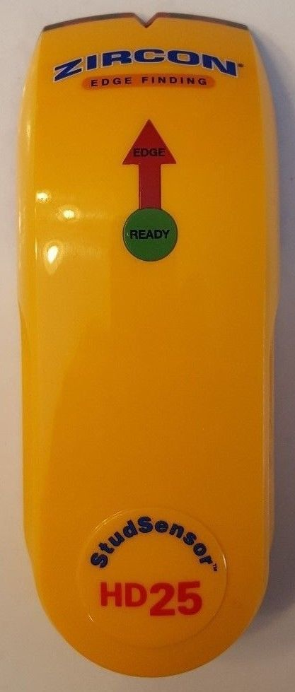 Zircon Studsensor HD25 Stud Finder - Tested