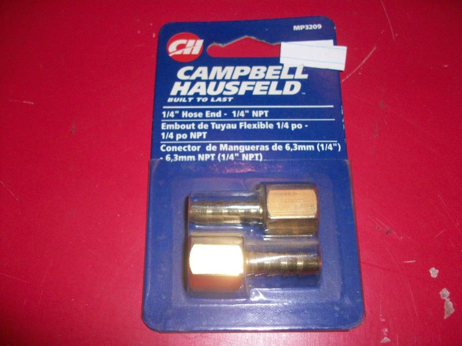 MP320900AV,  MP3209 Campbell Hausfeld 1/4