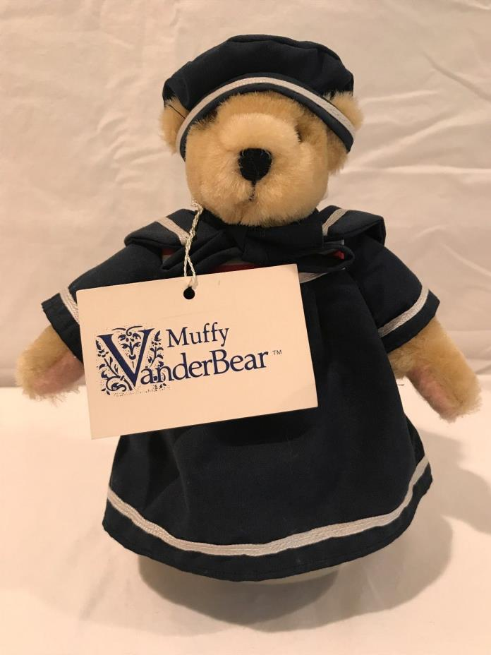 NABCO MUFFY Vanderbear CRUISEWEAR Sailor 1983