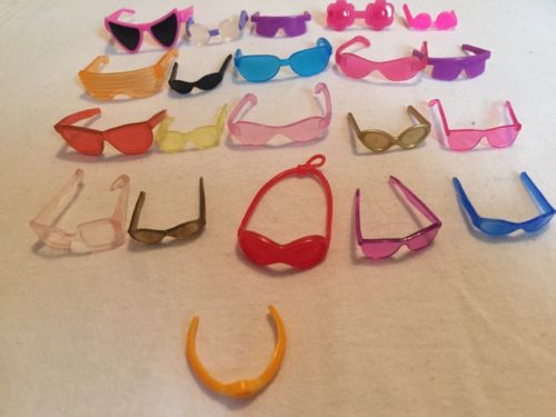 Sunglasses For Barbie, Monster High Etc.