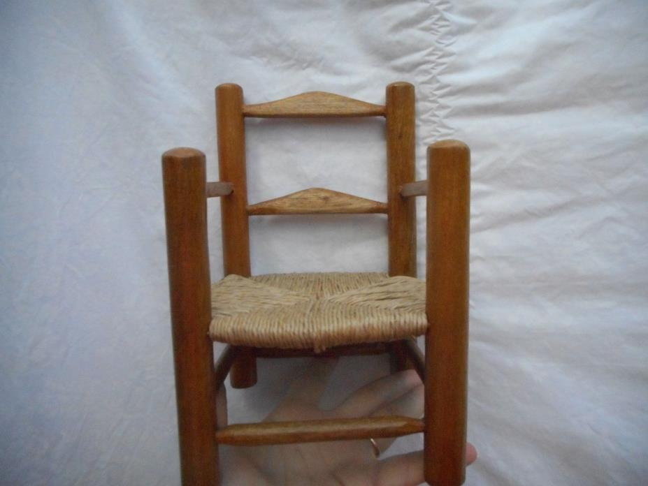 Doll Chair Wooden Dining for 18