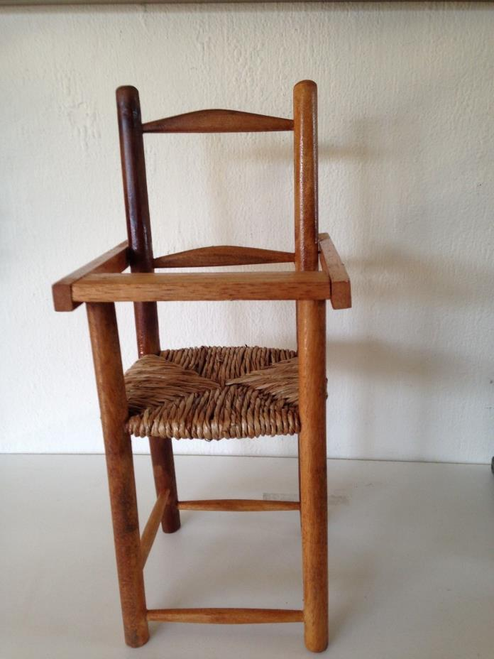 Doll High Chair Vintage For Sale Classifieds