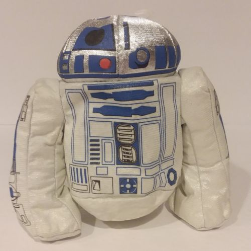 Vintage 90's Star Wars Buddies R2D2 Beanbag Doll 6