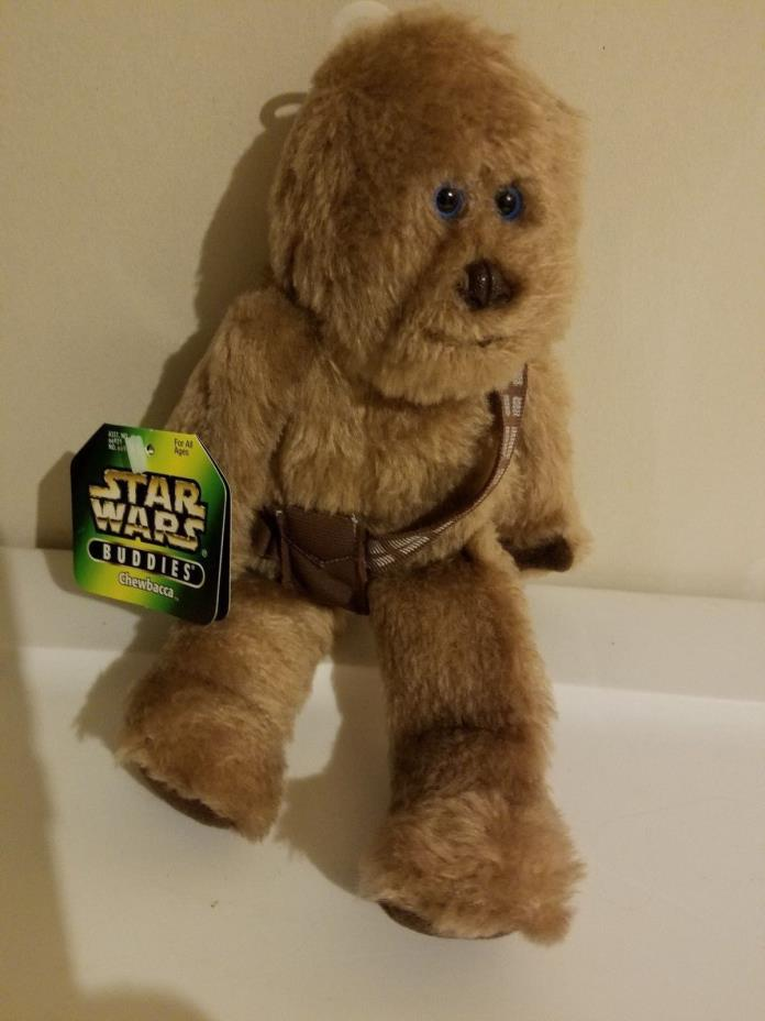 Star Wars Buddies Chewbacca Kenner 1997