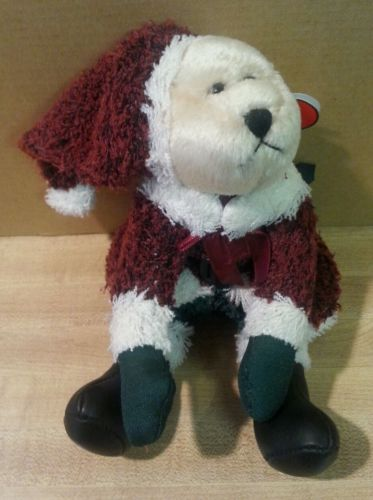 Santabear Attic Treasure by Ty Retired New Mint