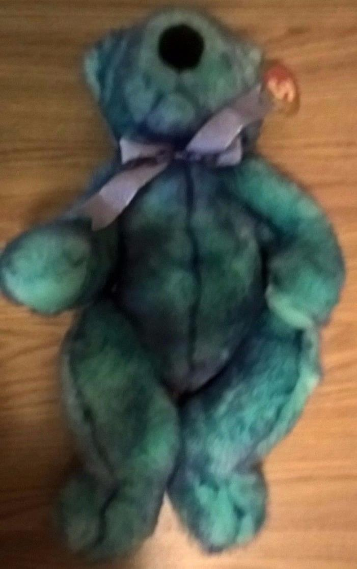 Bluebeary Classic Ty plush (15 inches) (tagged 1999)
