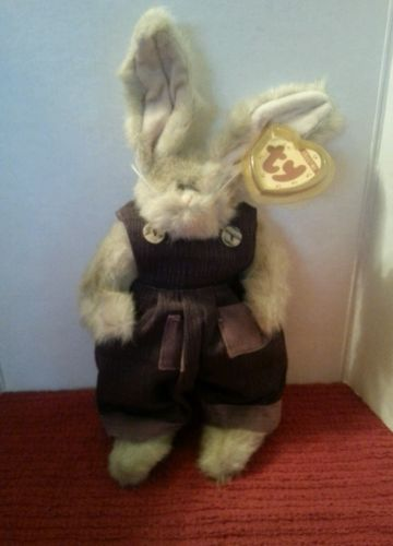 Vintage TY RABBIT Collectable Plush 1993 11