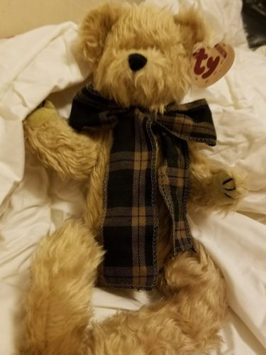TY Attic Treasure - BEARINGTON the Bear large approx. 14