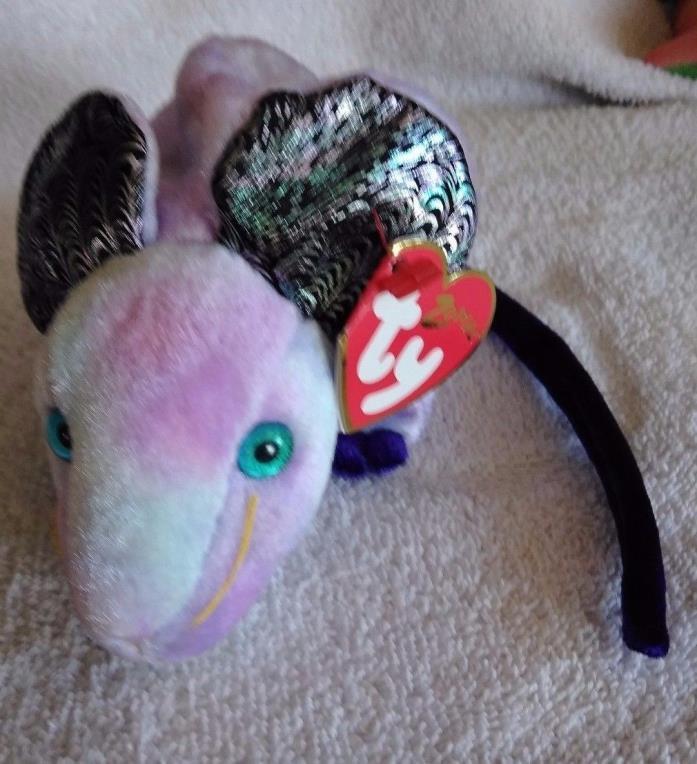 Rat Zodiac Beanie Baby