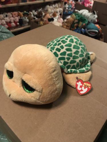 Ty POKEY -Yellow/Green Sea Turtle 10