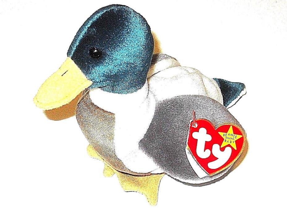 Ty Original Beanie Baby Jake 1997 1998 Tag Tush Errors P E Pellets