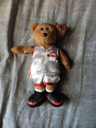 Shaq Ty Beanie Babie Miami Heat NBA