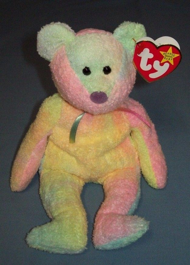 Ty Beanie Baby Groovy, Excellent Condition (1180)