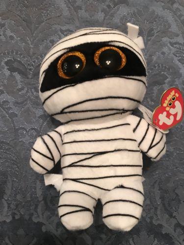 Ty Beanie Boos Halloween 6