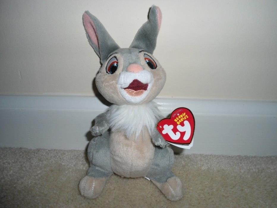 Ty,Disney/Walgreens Exclusive Thumper Beanie Baby,2015 Release.Great Easter item