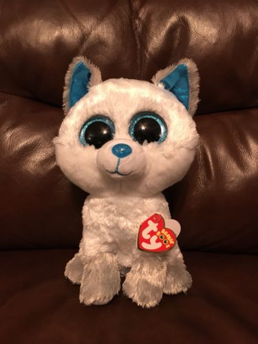 NWT TY Beanie Baby Boos Frost 10