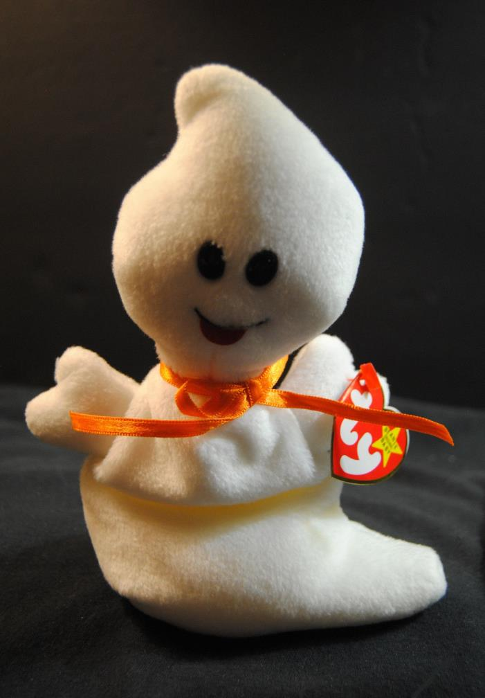 Beanie Babies 2000 Spooky the Ghost