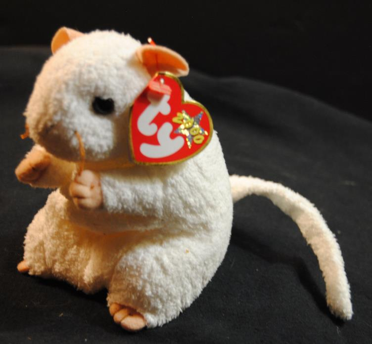 Beanie Babies 2000 Cheezer the Mouse