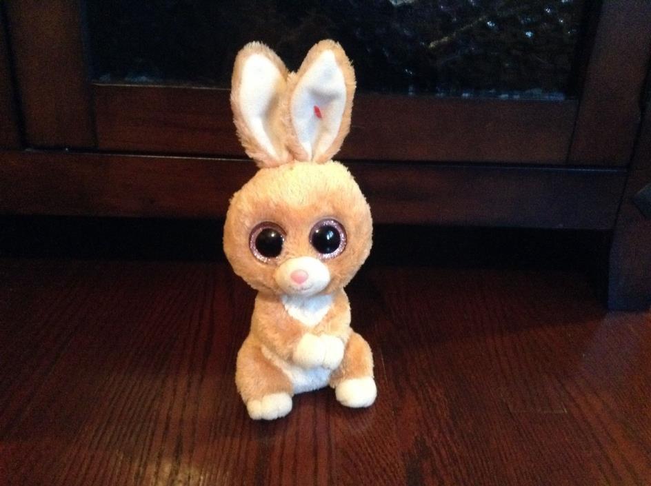 TY Beanie Boo Carrots 2014 version CLEAN RETIRED(EUC)