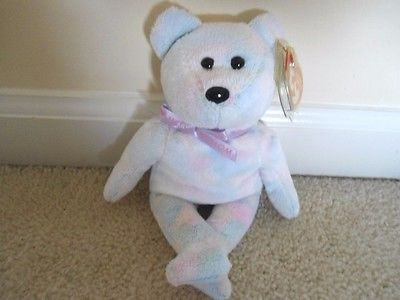 Ty, Mumsy, Walgreens 2008 Exclusive Mothers' Day Bear .MINT/RETIRED/comes TP'd!