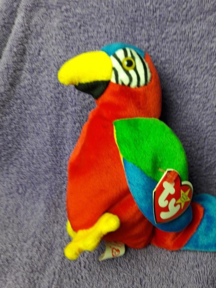 Parrot Ty Beanie Buddy