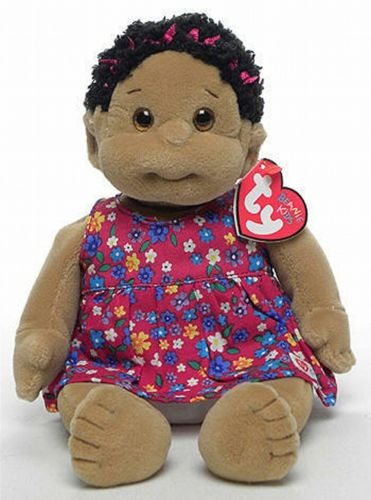 Ty Gear Plush Girl Doll Cutie 1996 In Your Arms I Feel Safe 10