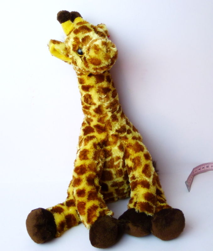 Giraffe Plush Ty Hightops Toy