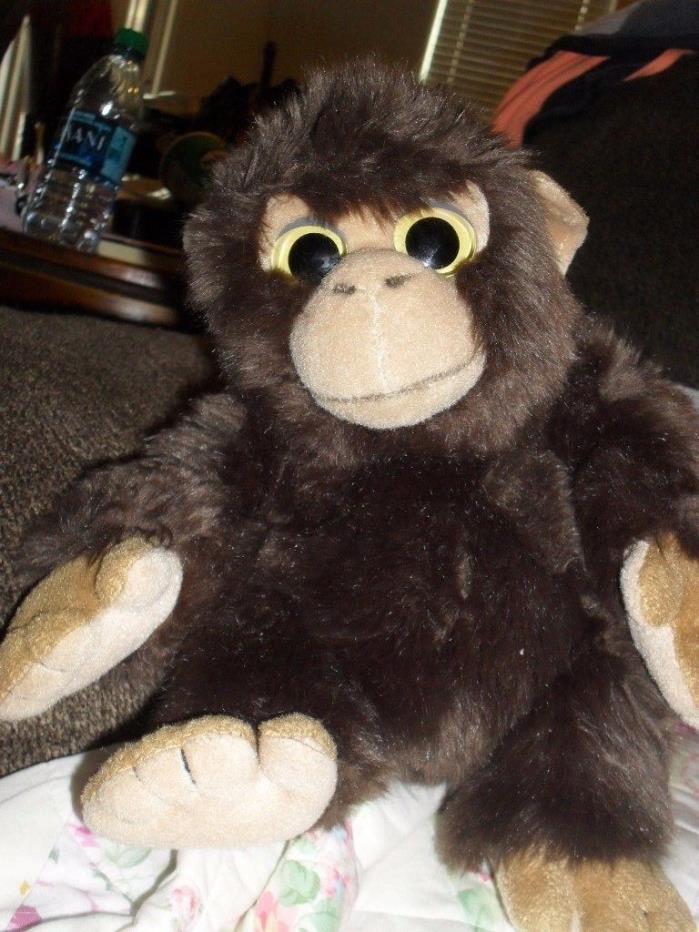 TY Classic Wild Wild Best BROWNIE the Monkey Plush