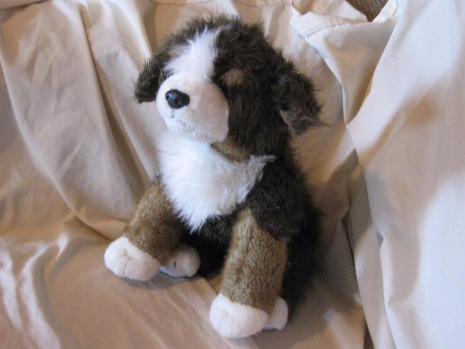 Ty Classic Mugsy Bernese Mountain Dog Plush from 2002 12