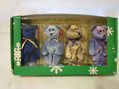 BBOC Collectible The Jingle Beanies Collection 2001 New In Box