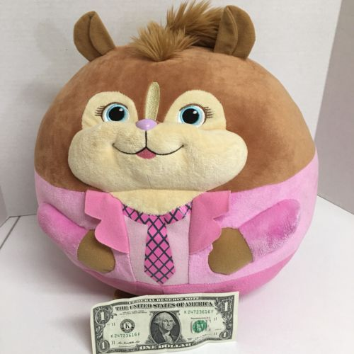 Ty Beanie Ballz Alvin and the Chipmunks Brittany Chipette X-Large 18