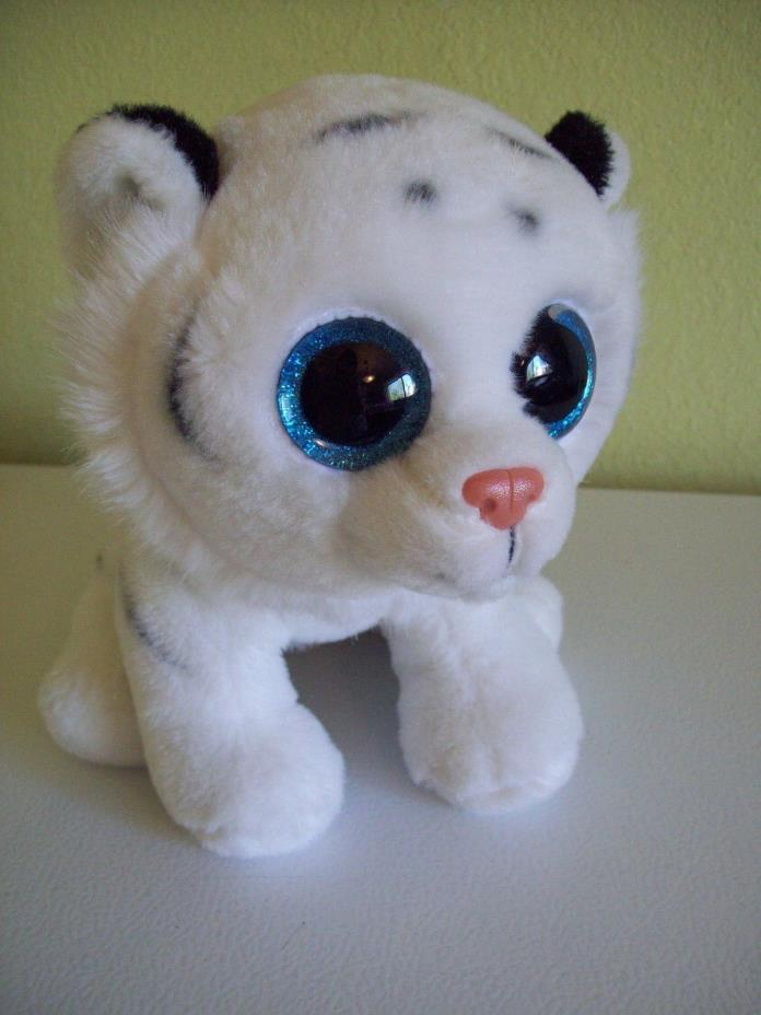Ty Beanie Boos Stuffed Animal Siberian Tiger Tundra 9