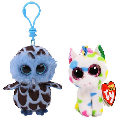 Set of 2 Ty Beanie Boos 3