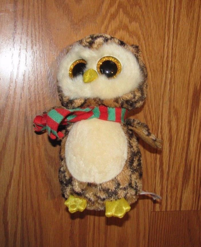 TY Beanie Babies Boos Boo Wise the Owl 6