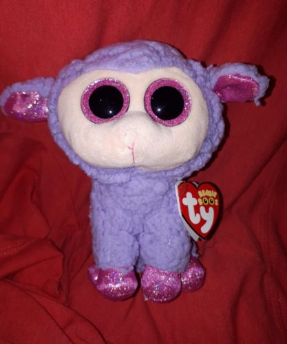 TY Beanie Boo Lavender Lamb with tags