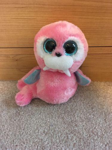 TY Beanie Boos Pink Walrus