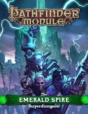 Pathfinder: Module: The Emerald Spire Superdungeon