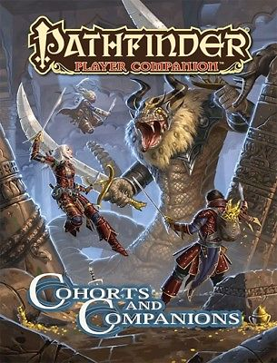 Pathfinder: Player Companion: Cohorts & Companions