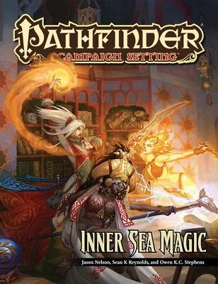 Pathfinder: Campaign Setting: Inner Sea Magic