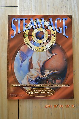 Steamage: Amazing Wonders through the Power of Steam, Castle Falkenstein